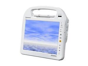 Panasonic Toughbook CF-H1 Windows XP 80GB Hard Drive 1GB Ram Tablet  Used