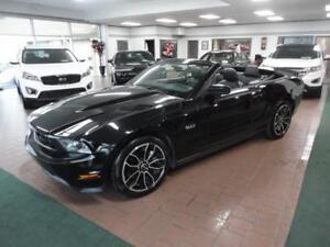 Ford Mustang GT Convertible 2012 GT-Convertible-Cuir-Navi-Ecran8