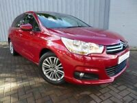 Citroen C4 1.6 VTR+ E HDI S-A, Diesel, Automatic New Shape C4, Complete with Superb Service History