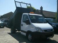 IVECO DAILY 2.3TD 35C11 MWB TIPPER 2010 (10) VERY CLEAN, FOLDER FULL OF HISTORY