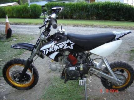 Usa thumpstar 125cc swaps why
