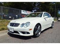 2008 MERCEDES BENZ CLK350 COUPE**LIKE BRAND NEW**NO ACCIDENTS