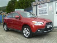 LATE 2010 MITSUBISHI CLEAR TEC DI-D 4X4 [ ZERO DEPOSIT FOR FINANCE }