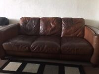 3 Seater Luxury Sofa in Extremely Good Condition