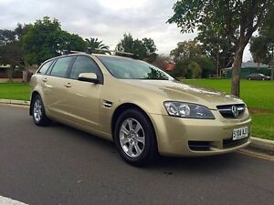 2008 Holden Commodore VE MY09 Omega Sportwagon Gold 4 Speed Automatic Wagon North Brighton Holdfast Bay Preview