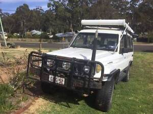 1989 Toyota Other Wagon Highfields Toowoomba Surrounds Preview
