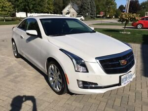 2017 Cadillac ATS Coupe Luxury Coupe (2 door)
