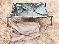 Nash Carp Cradle, with Bag, Carp Fishing