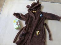 Gruffalo Dressing Gown, M & S aged 3-4