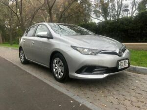 2015 Toyota Corolla ZRE182R Ascent S-CVT Silver Pearl 7 Speed Constant Variable Hatchback Hawthorn Mitcham Area Preview