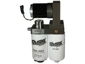 Brand new fass 150 and sump