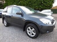 Toyota Rav4 2.0 VVT-I XT3, 5 Door, Four Wheel Drive, Superb Example Throughout with Lovely Long MOT