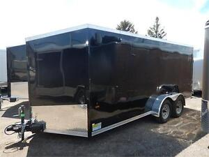 *Private sale* 2018 V NOSE WEDGE CARGO TRAILER 7 X 16
