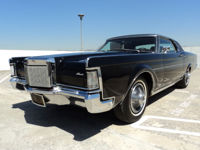 1969 lincoln continental mark iii only 59k miles runs looks great no reserve used lincoln. Black Bedroom Furniture Sets. Home Design Ideas