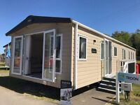 ABI Beaumont 2017 Static Caravan Turnberry Holiday Park Sea Views Stunning area with local walks