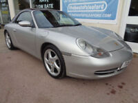 Porsche 911 3.4 auto Carrera 4 Tiptronic S AWD with Hard Top/Soft Top low miles