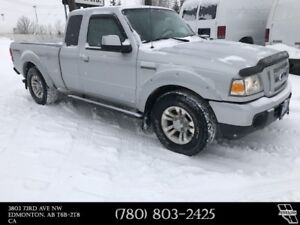 2010 Ford Ranger Sport 4X4 4.0L Super Cab - Financing available