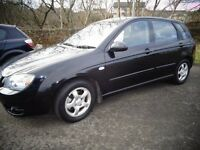 2006 06 reg kia cerato 1.6 mot ex we car £790