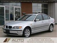 2004 BMW 3 Series 325xi AWD ***EXTREMELY LOW KM***