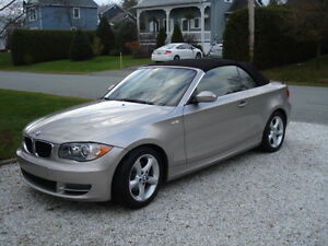 2009 BMW 1-Series Cabriolet 128i