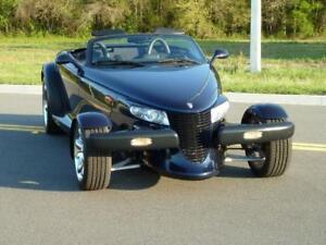 Chrysler Prowler 2dr Roadster Convertible