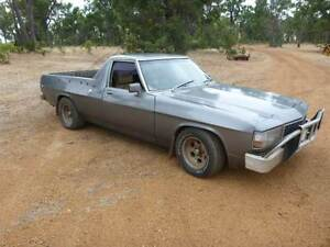 1980 Holden WB Ute Quindanning Williams Area Preview