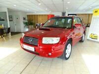 2007 Subaru Forester 2.5 XTEn 5dr Auto Estate - Low Miles- Top spec