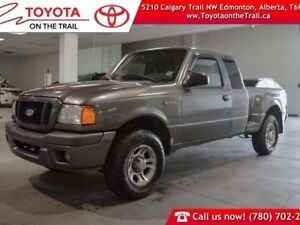 2004 Ford Ranger Edge 4x2 Supercab 6' Styleside 125.7 in. WB
