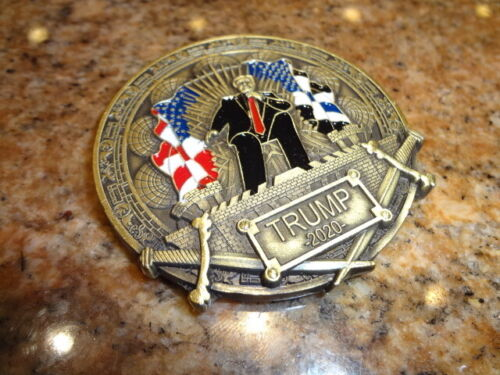 2020 President Trump Game of Thrones Keep America Great Challenge Coin!!