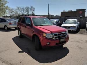 2009 Ford Escape XLT***LEATHER**NO START ANTI THEFT ISSUE*AS IS
