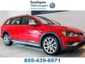 2017 Volkswagen Golf Alltrack NAV | LEATHER | BLUETOOTH | BACK U