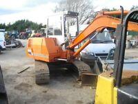 Hitachi EX50 5 Tonne Digger