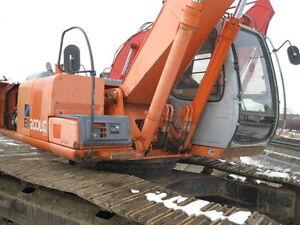 HITACHI EX200LC EXCAVATOR
