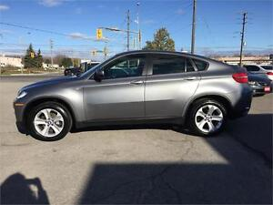 2011 BMW X6 AWD 35i|NAV|CAM|SUNROOF|LEATHER|LOW KMS|NO ACCIDEN Oakville / Halton Region Toronto (GTA) image 2