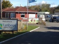 Cheap Static caravans for sale at Turnberry Holiday Park with sea views and stunning country walks