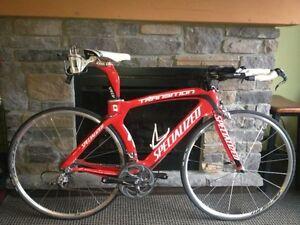 2011 Specialized Transition Pro  Med Triathlon/Time trial bike