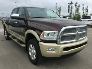 2014 Ram 3500 LONGHORN, NAVI, 4WD, ACCIDENT FREE
