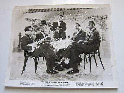 Mister Rock and Roll  Moonglows  (?)   8x10 photo