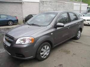 2008 Chevrolet Aveo LS ( AUTOMATIQUE )