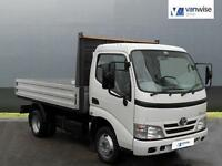 2012 Toyota Dyna 350 D-4D Diesel white Manual