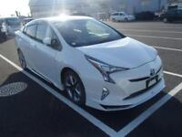 Toyota Prius 1.8 2017(17) Hybrid New Shape (BIMTA CERTIFIED LOW MILEAGE)
