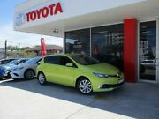 2016 Toyota Corolla ZRE182R MY15 Ascent Sport Citrus 7 Speed CVT Auto Sequential Hatchback Hurstville Hurstville Area Preview