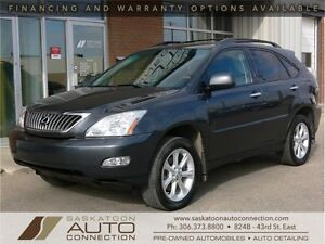 2008 Lexus RX350 AWD ***Leather & Moonroof***