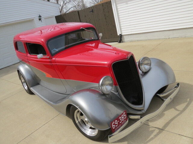 Ford : Other Street Rod 1934 ford sedan street rod all henry ford steel car