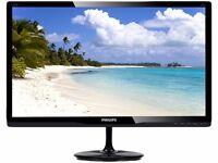 Philips monitor display 227e4ls