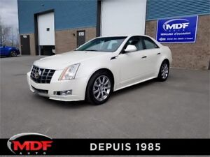 2013 Cadillac Berline CTS Luxury AWD Toit Pano