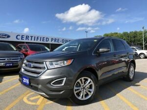2016 Ford Edge SEL BLUETOOTH|NAVIGATION|TOW PACKAGE|CRUISE