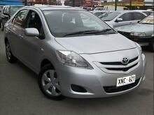 2007 Toyota Yaris NCP93R YRS 5 Speed Manual Sedan Enfield Port Adelaide Area Preview