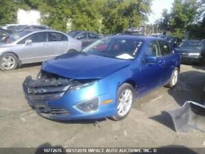 2012 FORD FUSION AUTOMATIQUE CUIR 4 CYLINDRES