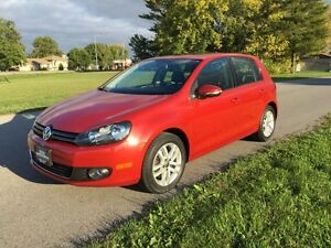 2010 Volkswagen Golf Highline Hatchback